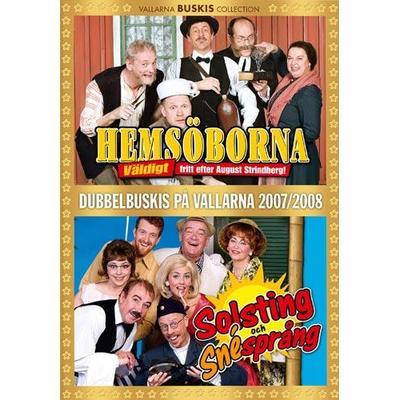 Hemsöborna + Solsting & snesprång (DVD 2007-2008)