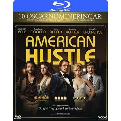 American hustle (Blu-Ray 2013)