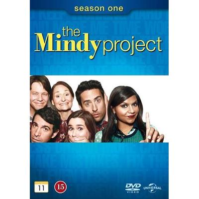 The Mindy project: Säsong 1 (DVD 2012)