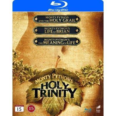 Monty Python's holy trinity box (Blu-Ray 2014)