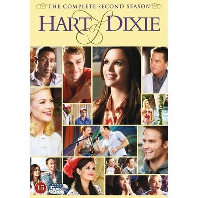 Hart of Dixie: Säsong 2 (DVD 2012-2013)