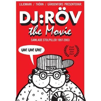DJ: Röv - The movie (DVD 2015)