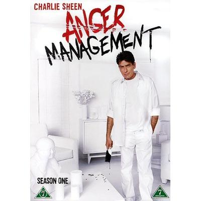Anger management: Säsong 1 (DVD 2012)