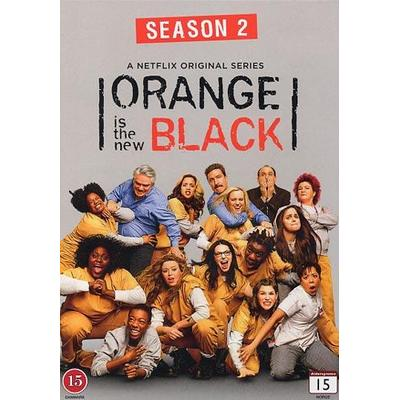 Orange is the new black: Säsong 2 (DVD 2014)