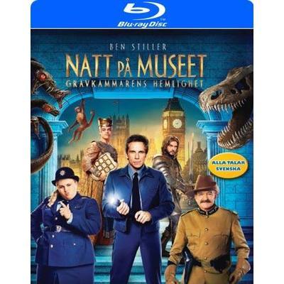 Natt på museet 3: Gravkammarens hemlighet (Blu-Ray 2014)