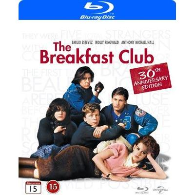 Breakfast club: 30th anniversary edition (Blu-Ray 1985)