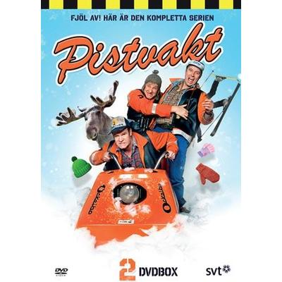Pistvakt (DVD 1997-2000)