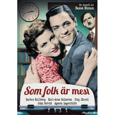 Som folk är mest (DVD 1944)