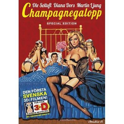Champagnegalopp (Erotisk) (DVD 1975)