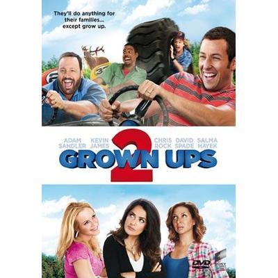 Grown ups 2 (DVD 2013)