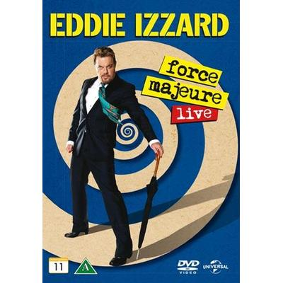 Eddie Izzard: Force majeure Live (DVD 2013)
