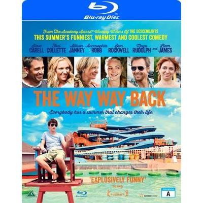 The way way back (Blu-Ray 2013)