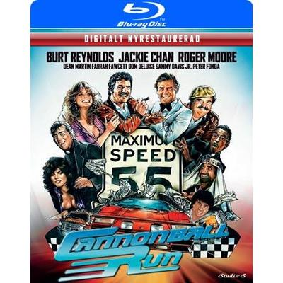 Cannonball run (Blu-Ray 1981)