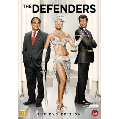 The Defenders: Säsong 1 (DVD 2015)