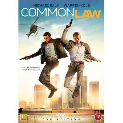 Common law: Säsong 1 (DVD 2012)