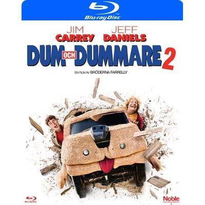 Dum och dummare 2 (Blu-Ray 2014)