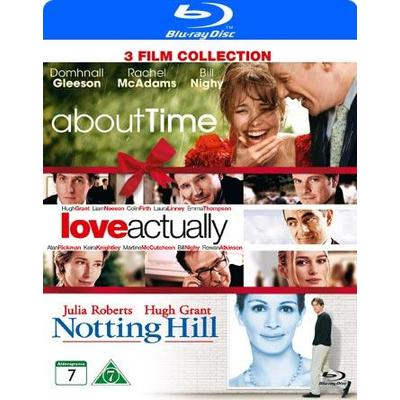 About time + Love actually + Notting Hill (Blu-Ray 2015)