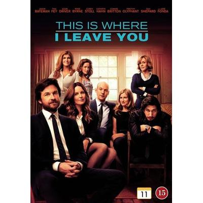 This is where I leave you (DVD 2014)
