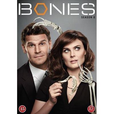 Bones: Säsong 8 (DVD 2013)