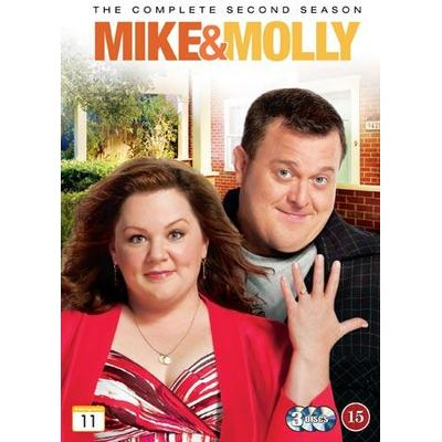 Mike & Molly: Säsong 2 (DVD 2011-2012)