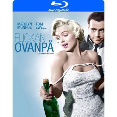 Marilyn Monroe: Flickan ovanpå (Blu-Ray 2013)