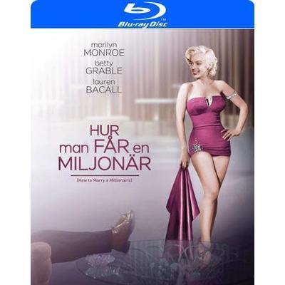 Marilyn Monroe: Hur man får en miljonär (Blu-Ray 2013)