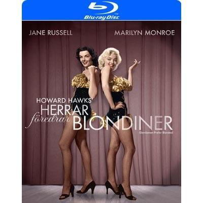 Marilyn Monroe: Herrar föredrar blondiner (Blu-Ray 2013)