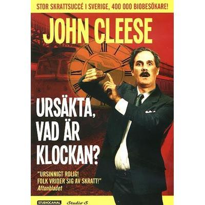 Ursäkta vad är klockan (DVD 1986)