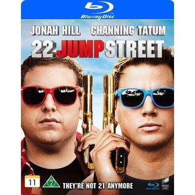 22 Jump Street (Blu-Ray 2014)