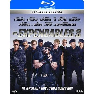 The expendables 3: Extended edition (Blu-Ray 2014)
