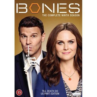 Bones: Säsong 9 (DVD 2013-2014)