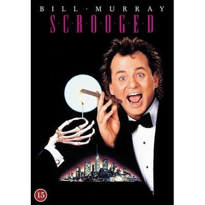 Scrooged (DVD 1988)