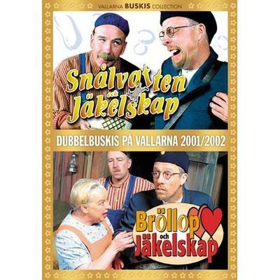 Snålvatten & jäkelskap + Bröllop & jäkelskap (DVD 2001-2002)