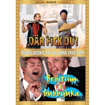 Där fick du! + Bröstsim & gubbsjuka (DVD 2013)
