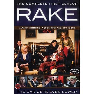 Rake: Säsong 1 (DVD 2013)