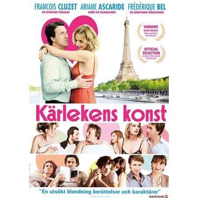 Kärlekens konst (DVD 2014)