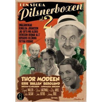 Den stora pilsnerboxen 2 (DVD 1932-1944)