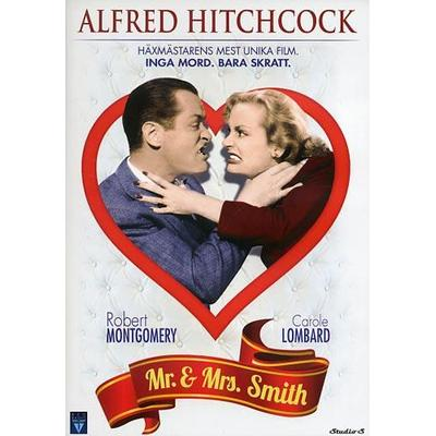 Mr & Mrs Smith (DVD 2013)