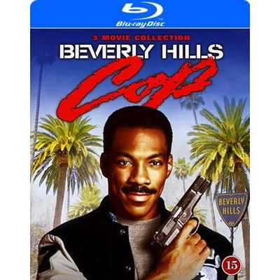 Snuten i Hollywood collection (Blu-Ray 1984-1994)
