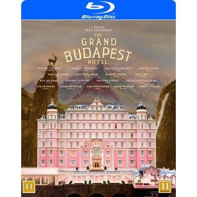 Grand Budapest Hotel (Blu-Ray 2014)
