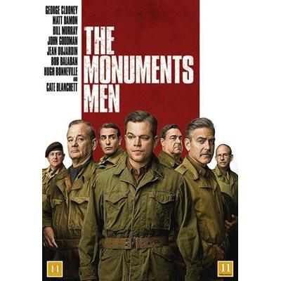The monuments men (DVD 2014)