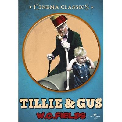 WC Fields: Tillie & Gus (DVD 2013)