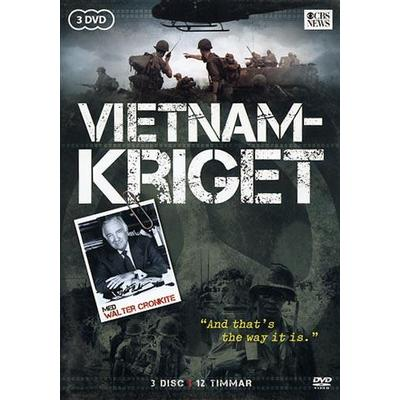 Vietnamkriget (Walter Cronkite) (DVD 2011)