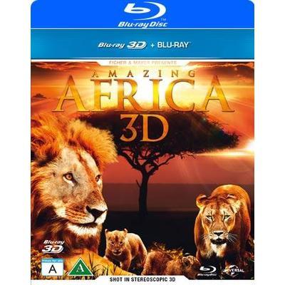 Amazing Africa (3D Blu-Ray 2014)