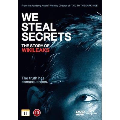 We steal secrets - The Story of Wikileaks (DVD 2013)