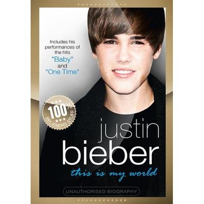 Bieber Justin: This is my world (DVD 2012)