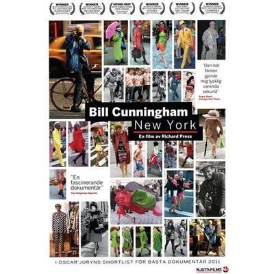 Bill Cunningham New York (DVD 2014)
