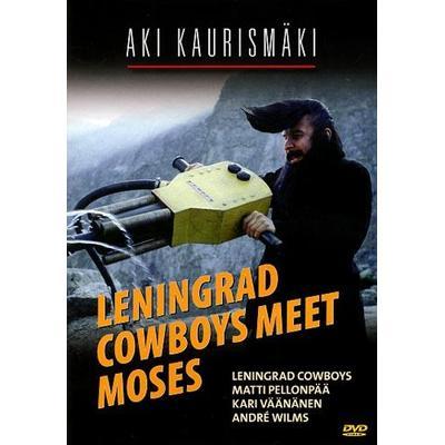 Leningrad Cowboys: Meet Moses (DVD 2014)