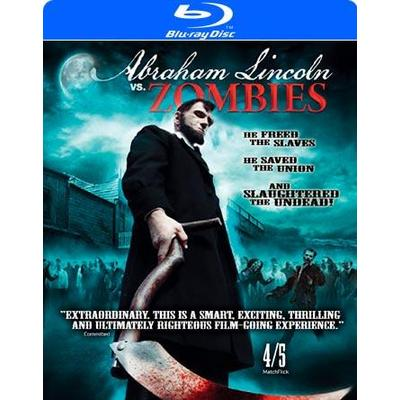 Abraham Lincoln vs Zombies (Blu-Ray 2012)