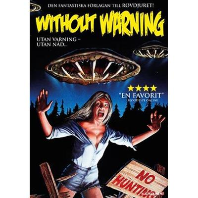 Without warning (DVD 2015)